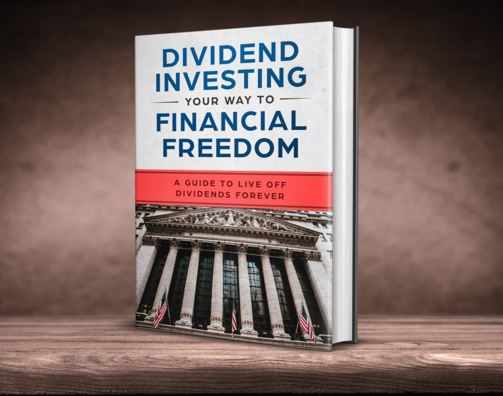 Dividend Investing Your Way to Financial Freedom - 3D Crop